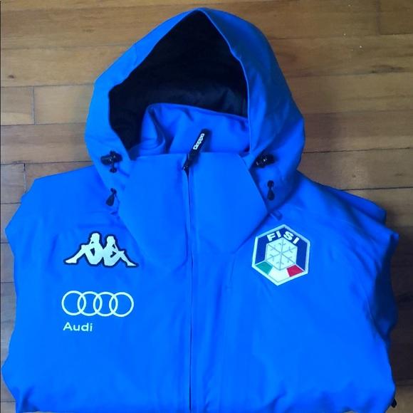 3e94aea5597 Kappa Jackets & Coats | Mens 6cento 611a Fisi Azzumo Ski Jacket ...